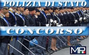 Concorso allievi agenti polizia di stato