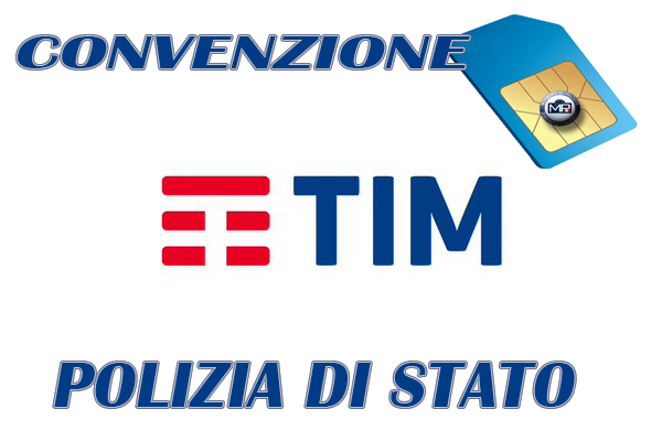 CONVENZIONE TELECOM POLIZIA DI STATO