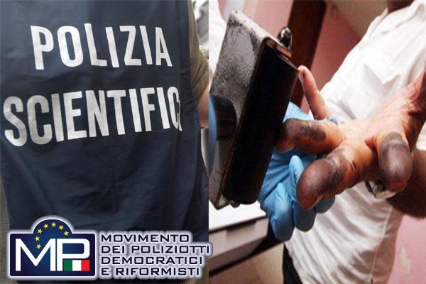 1° CORSO OPERATORE POLIZIA SCIENTIFICA 1° CORSO PER OPERATORE ADDETTO AL FOTOSEGNALAMENTO DIGITALE