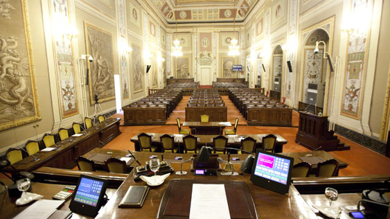 Assemblea regione siciliana approvato ordine del giorno for Camera dei deputati ordine del giorno