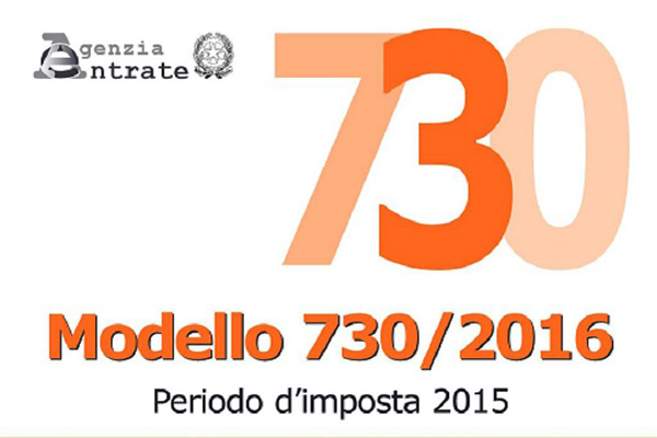 Modello 730 4 anno 2016 redditi 2015 uilmp movimento for Modulo 730 anno 2017
