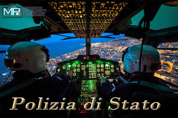 SELEZIONE PERSONALE 43° CORSO ELICOTTERISTI POLIZIA DI STATO