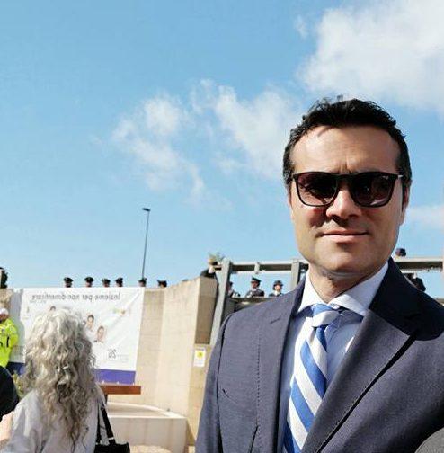 Giuseppe Costantini coordinatoreregionale M.P sicilia intervistatodai Rainews24