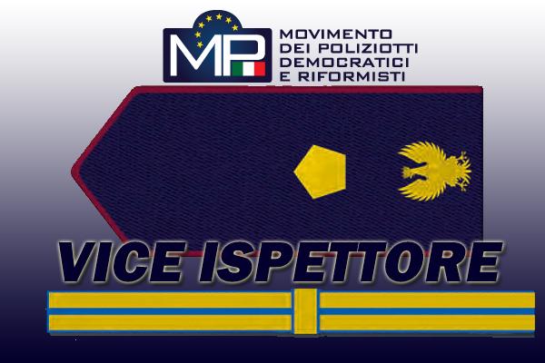 DISPOSIZIONI ORGANIZZATIVE 12° CORSO FORMAZIONE VICE ISPETTORE