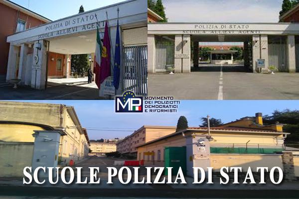 AVVIO DEL 206 ° CORSO DI FORMAZIONE ALLIEVI AGENTI DELLA POLIZIA DI STATO