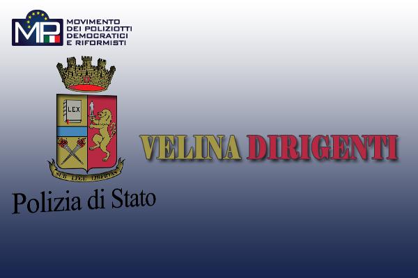 VELINA MOVIMENTI DEI QUESTORI DELLA REPUBBLICA ITALIANA