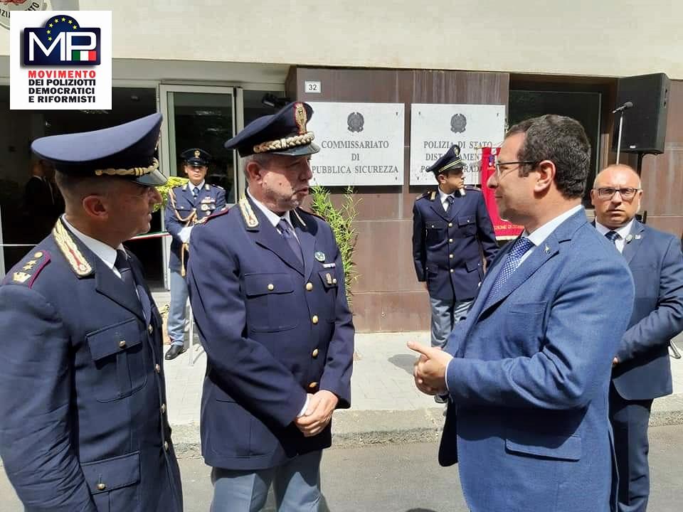 PROSPETTO CORSI LUGLIO 2019 POLIZIA DI STATO