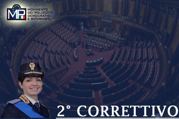 Le principali novità presenti nel secondo correttivo al riordino dei ruoli e delle carriere del personale della Polizia di Stato