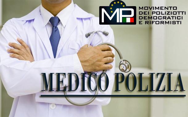 ELENCO MEDICI POLIZIA DI STATO E FUNZIONI