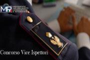 CONCORSO PER 2.662 POSTI PER LA QUALIFICA INIZIALE DI VICE ISPETTORI DELLA POLIZIA DI STATO