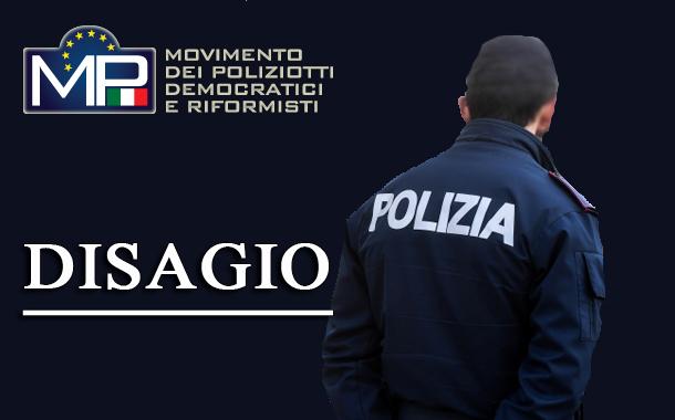 TAVOLO PER LA PREVENZIONE E GESTIONE DELLE CAUSE DI DISAGIO PERSONALE POLIZIA DI STATO