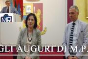 AGRIGENTO COMUNICATO STAMPA: M.P. SALUTA L'EX VICARIO GIUSEPPE PERITORE DI AGRIGENTO E DA IL BENVENUTO AL DOTT. DI GIANNANTONIO