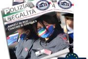ON LINE LA NOSTRA RIVISTA NAZIONALE POLIZIA & LEGALITÀ  NR° 1 /2020