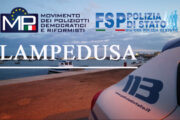 LAMPEDUSA : 25 IMMIGRATI POSITIVI AL TEST SIEROLOGICO LA NOSTRA POSIZIONE SULLA STAMPA
