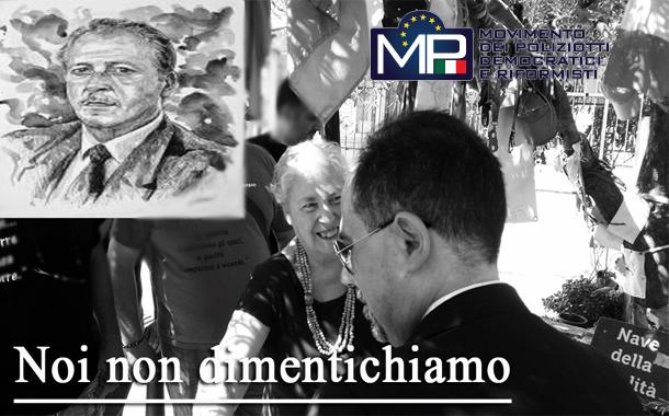 19 LUGLIO 1992 - 28 ANNI DALLA STRAGE BORSELLINO E DEI 5 AGENTI DI SCORTA