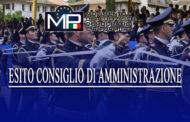 ESITO CONSIGLIO DI AMMINISTRAZIONE DELLA POLIZIA DI STATO DEL 22 SETTEMBRE 2020
