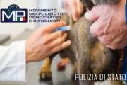 CONCORSO PUBBLICO 7 MEDICI VETERINARI DELLA POLIZIA DI STATO - CIRCOLARE TRATTAMENTO DI MISSIONE CANDIDATI INTERNI