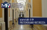 COVID-19 PRETENDIAMO SICUREZZA PER I COLLEGHI DEL DIPARTIMENTO DELLA PUBBLICA SICUREZZA