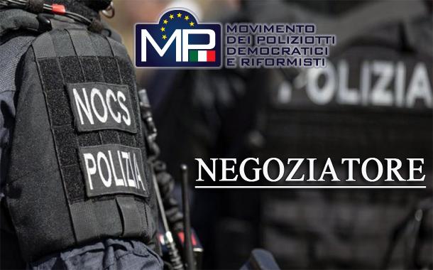 ISTITUZIONE DELLA FIGURA DEL NEGOZIATORE DELLA POLIZIA DI STATO ESITO INCONTRO