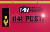 CONCORSO INTERNO, PER TITOLI ED ESAMI, PER LA COPERTURA DI N. 1.141 POSTI PER VICE ISPETTORE DEL RUOLO DEGLI ISPETTORI DELLA POLIZIA DI STATO