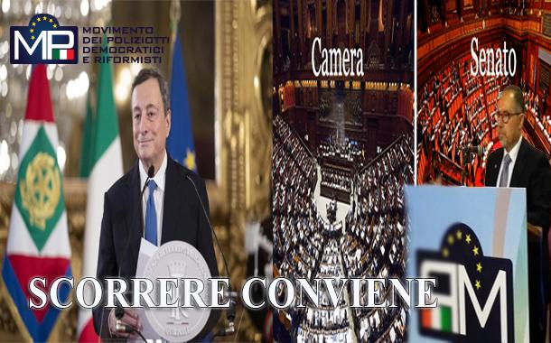LETTERA AL PRESIDENTE DEL CONSIGLIO : SCORRIMENTO GRADUATORIA E' FATTIBILE E CONVIENE