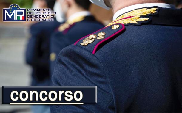 TRATTAMENTO ECONOMICO MISSIONE PROVA PRESELETTIVA 9-10 GIUGNO 2021 - CANDIDATI INTERNI CONCORSO PUBBLICO 130 COMMISSARI DELLA POLIZIA DI STATO