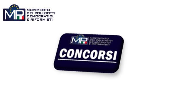 CONCORSI INTERNI POLIZIA DECRETATE LE COMMISSIONI
