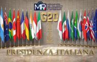 EVENTO G20 IN ITALIA TRATTAMENTO ECONOMICO FORZE DI POLIZIA IMPEGNATE DI SERVIZIO
