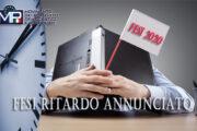 PAGAMENTO F.E.S.I. 2020 UN RITARDO ANNUNCIATO