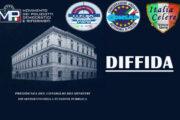 MODIFICA ART.35 DEL D.P.R. 164/2002 E LIMITAZIONE PREROGATIVE SINDACALI - INVIO DIFFIDA