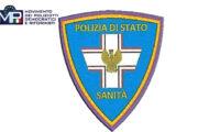 NUOVO DISTINTIVO SANITÀ POLIZIA DI STATO